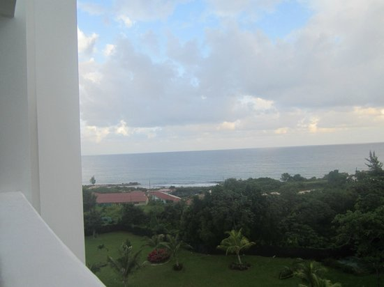 Luxury Bahia Principe Runaway Bay Don Pablo Collection: View from balcony