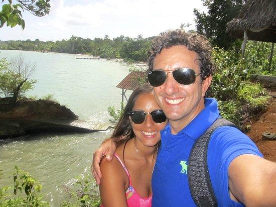 Popa Paradise Beach Resort : paisaje de popa paradise