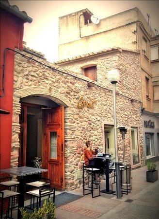El Corralet: Acogedor restaurante en el centro del pueblo. Recomendado.