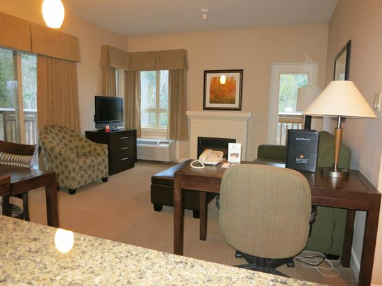 Executive Suites Hotel & Resort : Two bedroom suite