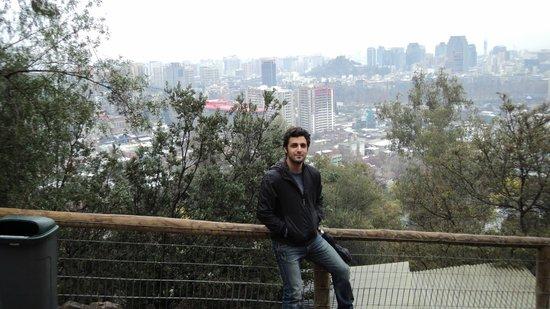 Parque Metropolitano de Santiago - Parquemet : Zoológico