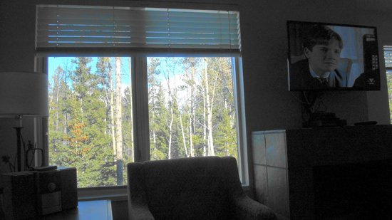 WorldMark Canmore-Banff : View out the window
