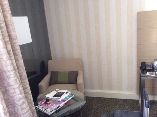 Parmelia Hilton: room