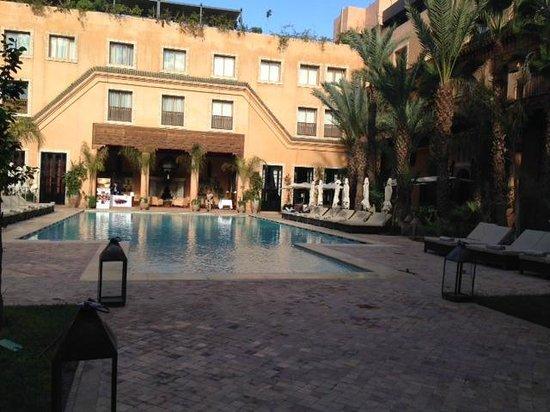 Les Jardins de La Koutoubia : un'altra piscina