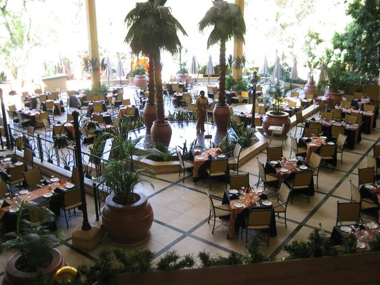 Cabanas, Sun City: ristorante