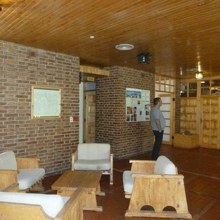 Hotel & Spa Termas Cacheuta : loby
