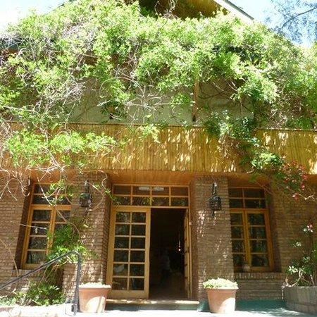 Hotel & Spa Termas Cacheuta : entrada