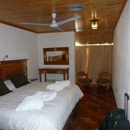 Hotel & Spa Termas Cacheuta : habitacion