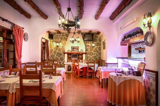 Restaurante O Padeiro: Sala de Jantar