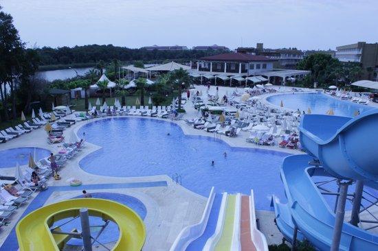 Otium Eco Club Side: Один из 7 бассейнов.