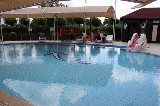Otium Eco Club Side: Детский бассейн.