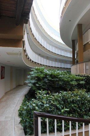Otium Eco Club Side : Внутри корпуса
