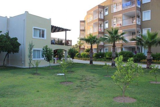 Otium Eco Club Side : Вид на отель