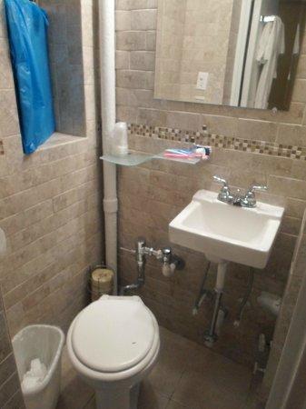 Riverside Tower: Ванная комната