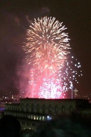 ME London: Fireworks @ radio bar