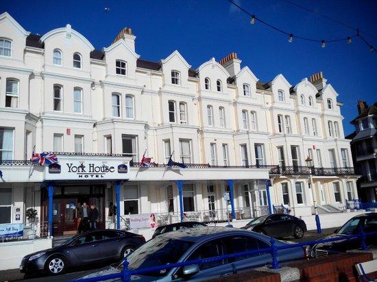 Best Western Eastbourne Car Parking