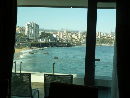 Sheraton Miramar Hotel & Convention Center: vista desde habitacion