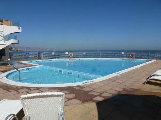 Sheraton Miramar Hotel & Convention Center: la piscina