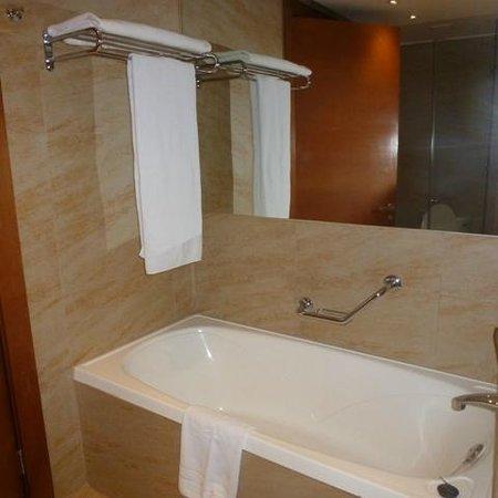 Sheraton Miramar Hotel & Convention Center : bañera