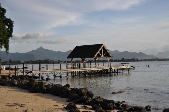 InterContinental Mauritius Resort Balaclava Fort: Seaside