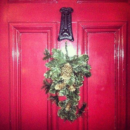 Glan Heulog Guest House: Season's greetings...