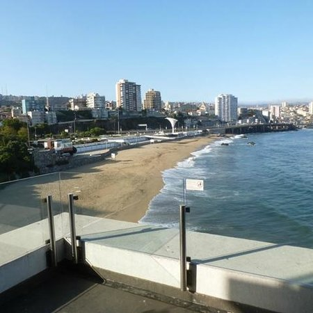Sheraton Miramar Hotel & Convention Center : vista desde el balcon