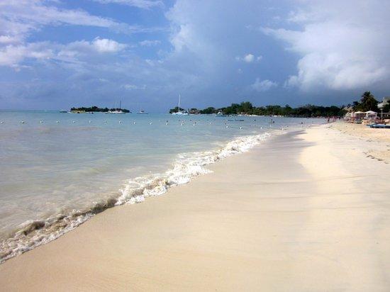 Hotel Riu Montego Bay: Negril Beach