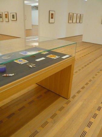 Zentrum Paul Klee (Paul Klee Center): main room