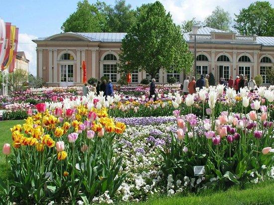 Bad Hall -  Gästezentrum Kurpark