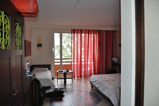 La Palmeraie Hotel : Room