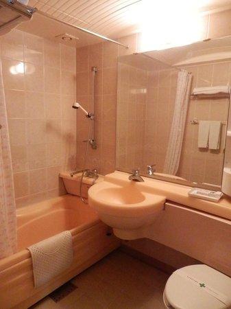 plastic bathroom - Picture of Hamilton Hotel Seoul, Seoul - TripAdvisor