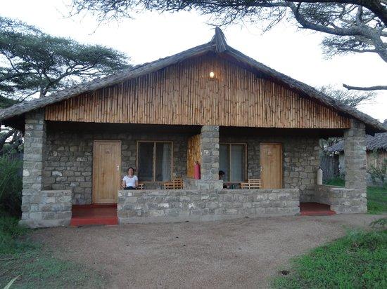 Ndutu Safari Lodge : Our lodge
