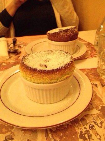 La Cuisine de Philippe : soufflé dolci