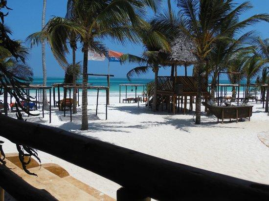 VOI Kiwengwa Resort: vista dal ristorante baobab