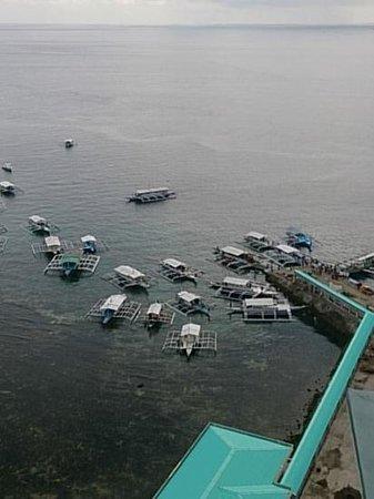 Moevenpick Hotel Mactan Island Cebu: view