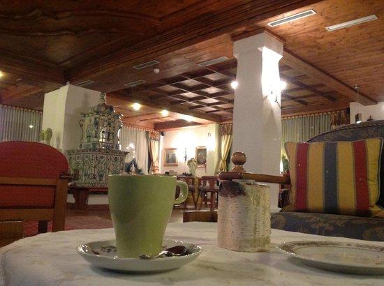 """Parkhotel Ladinia : """"Parti comuni molto belle"""""""