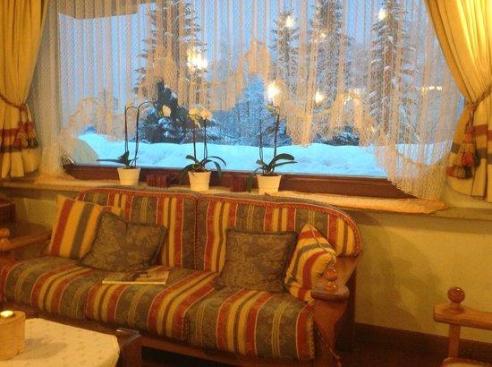 """Parkhotel Ladinia: """"Parti comuni molto belle"""""""