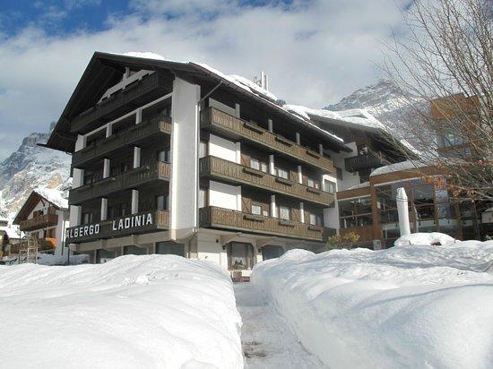 Parkhotel Ladinia : l'albergo