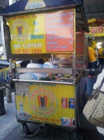 """53rd & 6th Halal: """"truck"""""""
