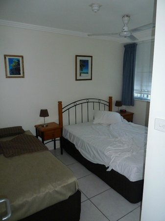 at Whitsunday Vista Resort: Schlafzimmer