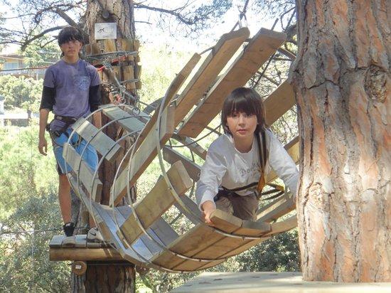 Arbre Aventura Park : Para niñ@s