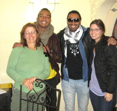 Riad Baraka: Family Feel