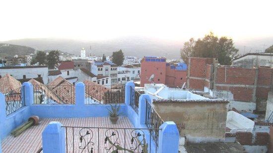 Riad Baraka: Terrace