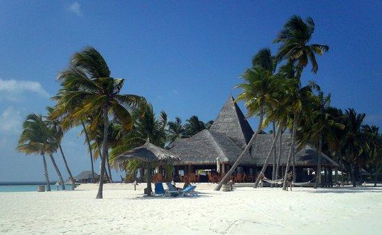 Veligandu Island Resort & Spa: Thundi Bar
