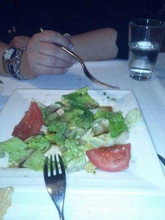 Hotel Agir: tomate con moho