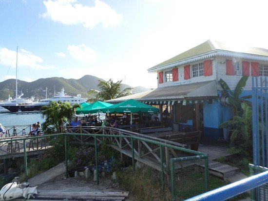 Sint Maarten Yacht Club Bar & Restaurant : Yacht club