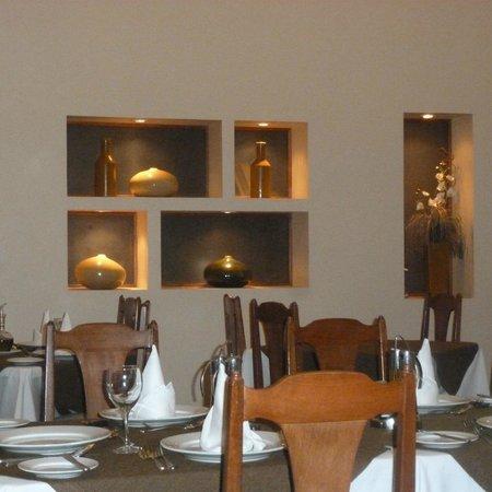 Gran Hotel Isabel Riquelme: salon comedor, linda ambientacion