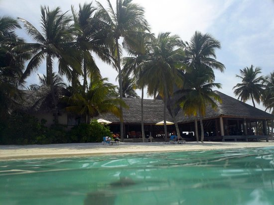 Veligandu Island Resort & Spa: Restaurant
