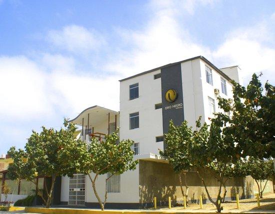 Oro Negro Hostel: Centrica Ubicacion