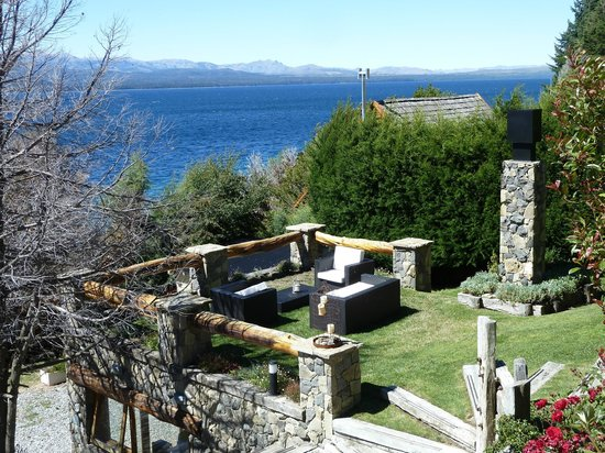 Lirolay Suites: Otra terraza